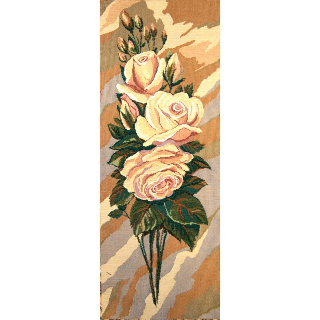 """Панно """"Альпийская роза"""""""