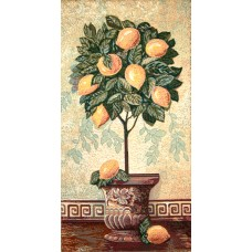 "Панно ""Лимонное дерево"""