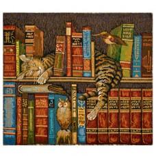 """Панно """"Библиотекарь"""""""