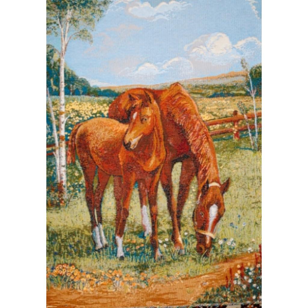 """Картина """"Лошади"""""""