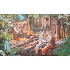 """Картина """"Зов джунглей"""""""