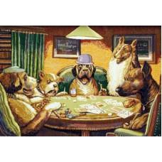 """Картина """"Покер"""""""