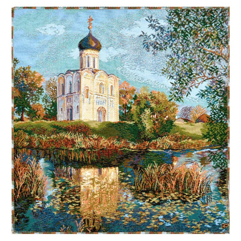"Картина ""Церковь Покрова на Нерли"""