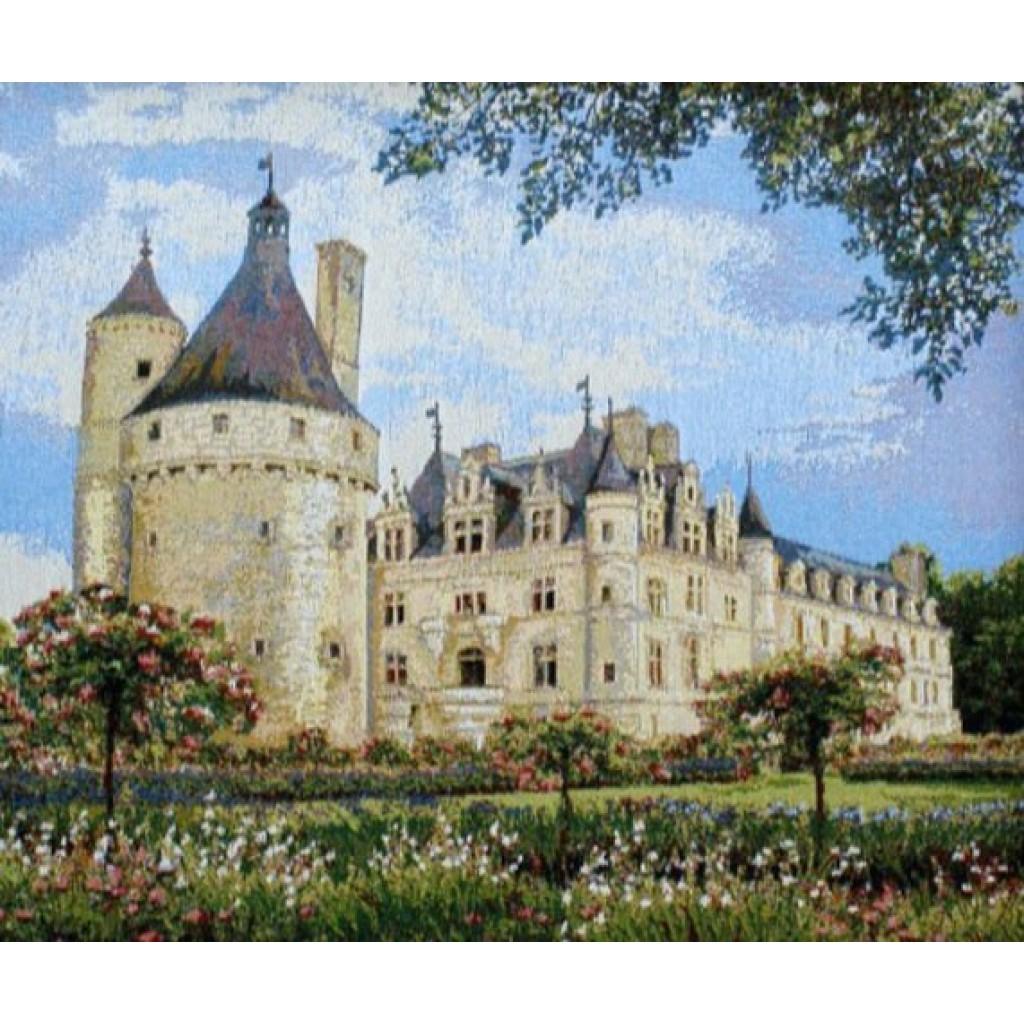 """Картина """"Замок Шенонсо"""""""