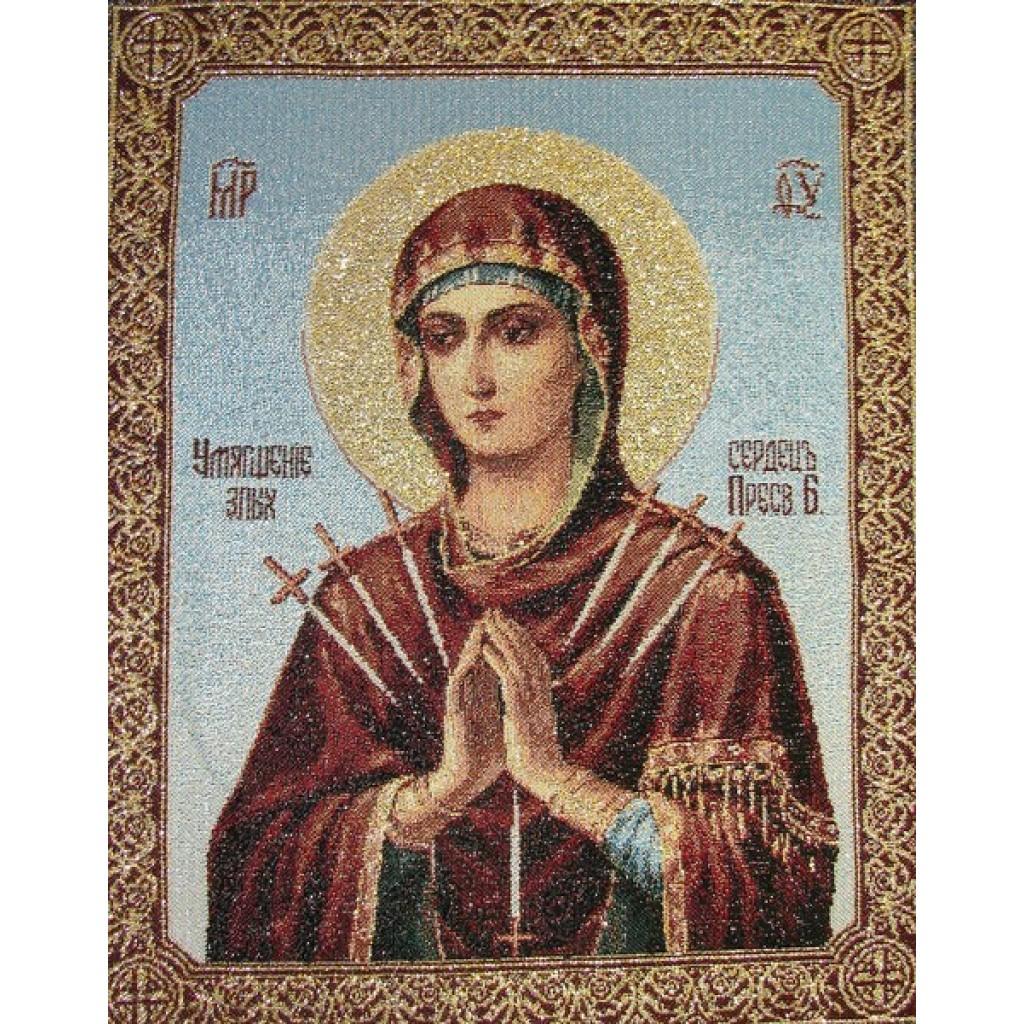 """Картина """"Богородица Семистрельная"""""""
