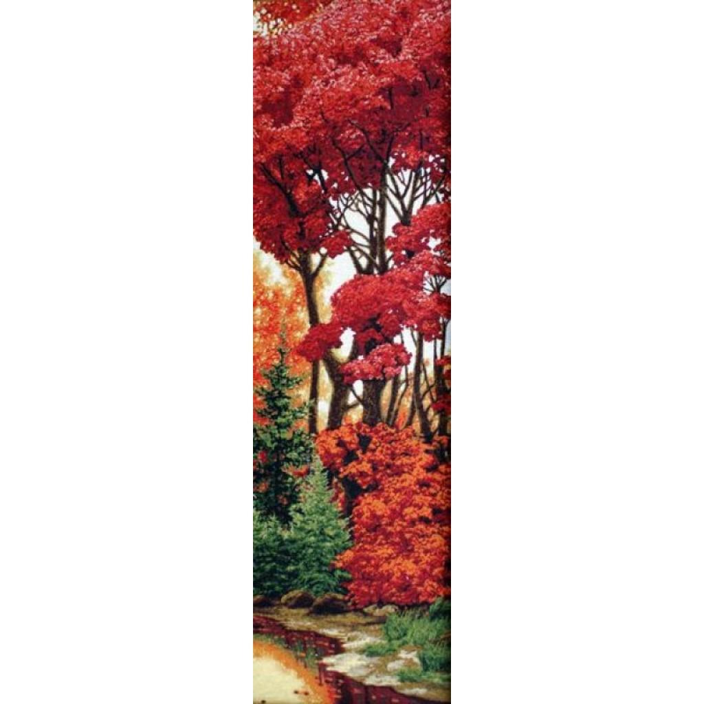"""Картина """"Багряный лес"""""""