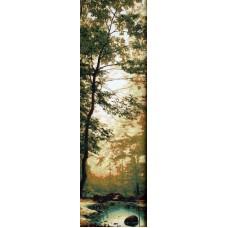 """Картина """"Изумрудный лес"""""""