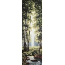 """Картина """"Зеленый лес"""""""
