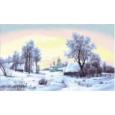 "Картина ""Ночь перед Рождеством"""