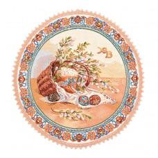 """Салфетка из гобелена """"Пасхальные дары"""""""